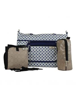 Charlotte Tote Baby Nappy Bag