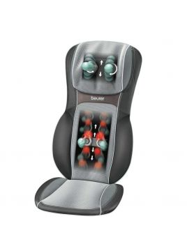 Beurer MG295 Shiatsu Seat Cover 3D Massage Chair Black