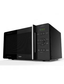 Whirlpool MWC25BK Crisp N' Grill 25L Microwave Oven - Black
