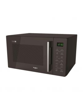 Whirlpool MWT25BK 25L Microwave with Steam Function - Black