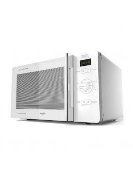 Whirlpool MWC25WH Crisp N' Grill 25L Microwave Oven - White