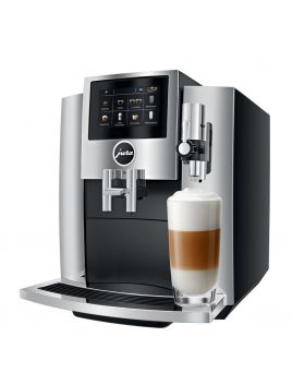 Jura S8CHROME S8 Automatic Coffee Machine - Chrome