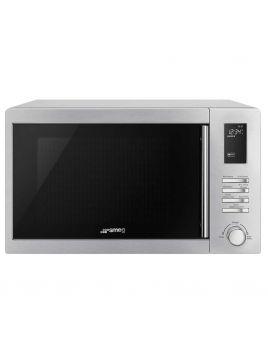 Smeg SA34MX Microwave Oven With Grill