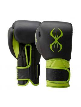 Sting Predator Training Boxing Glove (V) Black & Green